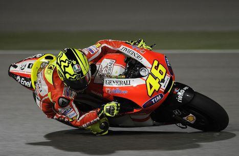 Valentino Rossi / Qatar | MotoGP World | Scoop.it