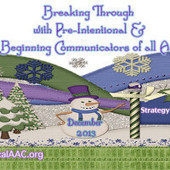 Breaking Through with Pre-Intentional and Beginning Communicators of All Ages | Bridges to Communication | Scoop.it