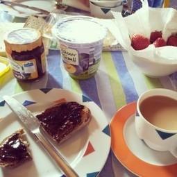 A Typical German Breakfast   German Language Blog   Angelika's German Magazine   Scoop.it