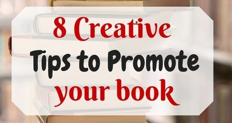 Pinterest for Authors: Creative Ways to Promote Your Book | Pinterest Marketing Tips | Scoop.it