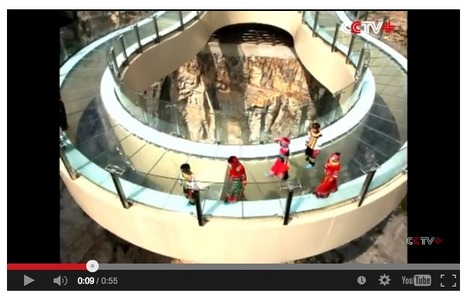 The World's  LONGEST (and SCARIEST)  Glass Skywalk Opens in China | URBANmedias | Scoop.it