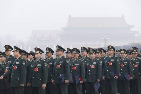 Is China's Economic Slowdown Putting a Dent in Xi Jinping's Military Ambitions? | Identités de l'Empire du Milieu | Veille géographique | Scoop.it