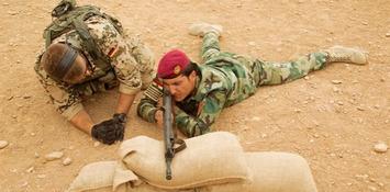 L'Allemagne va augmenter son soutien militaire aux peshmergas et à la France   Le Kurdistan après le génocide   Scoop.it
