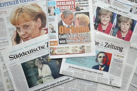 German Gov't Launches Criminal Probe Into US Spying On Merkel's Phone    Live Trading News   Business Video Directory   Scoop.it
