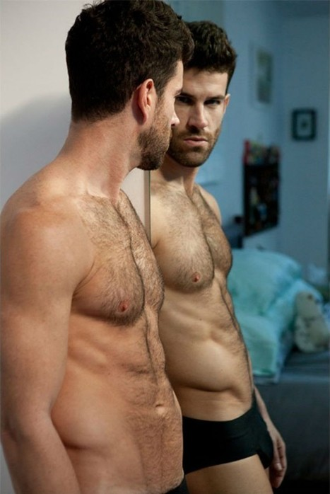 Hairy Josh Owens Shirtless by Wadley Photography   Hairy Hunks   Scoop.it