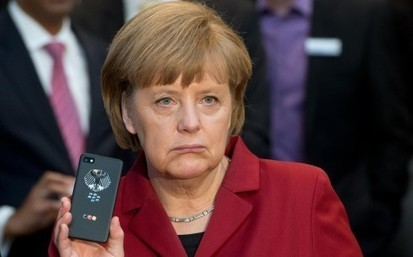'Obama invites #Merkel to visit after row over his #ESPIONAGE on her cellphone' | News You Can Use - NO PINKSLIME | Scoop.it