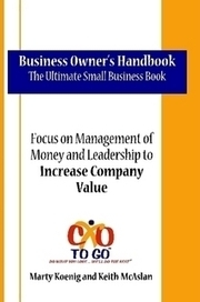 Business Owner's Handbook: The Ultimate Small Business Book de Marty Koenig (Couverture souple)–Lulu FR | Business Growth and Operations | Scoop.it