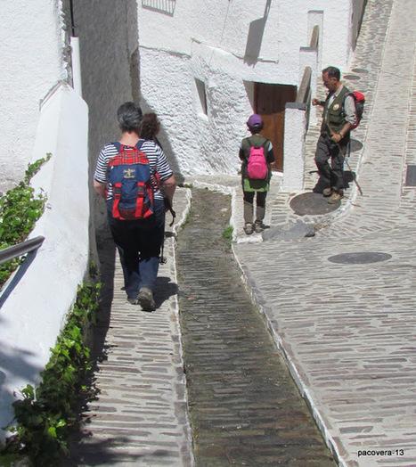 Alpujarras Granadinas.LA SUBIDA (PAMPANEIRA, BUBIÓN, CAPILEIRA) O BAJADA (CAPILEIRA BUBION Y PAMPANEIRA) | SENDERISMO EN MALAGA y otros lugares de Andalucia | Scoop.it