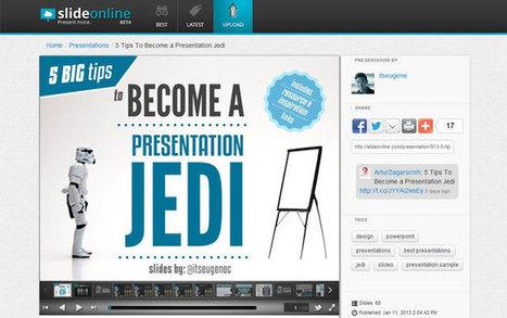 Cómo Publicar un PowerPoint en Blog WordPress con SlideOnline | Pedalogica: educación y TIC | Scoop.it