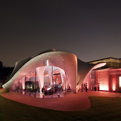 Serpentine Sackler Gallery | 16s3d: Bestioles, opinions & pétitions | Scoop.it