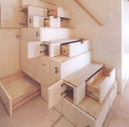 Storage ideas | DIY-UPCYCLING-RECYCLED | Scoop.it