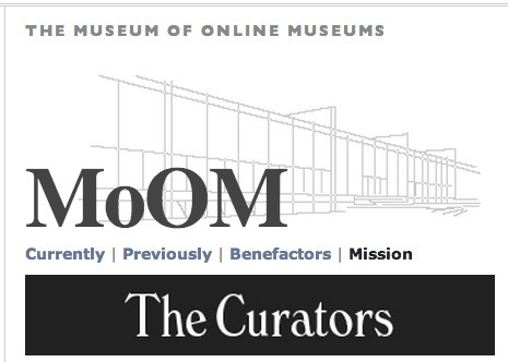 [MoOM] The Museum of Online Museums: A Curated Catalogue of Fantastic Web Collections | Machines Pensantes | Scoop.it
