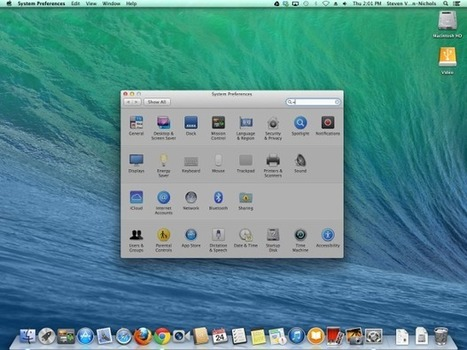 Mavericks: The end of Macs in the enterprise? | Apple, Mac, MacOS, iOS4, iPad, iPhone and (in)security... | Scoop.it