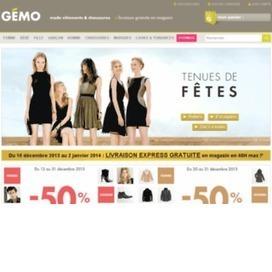 Codes promo Gémo valides et vérifiés à la main | codes promos | Scoop.it