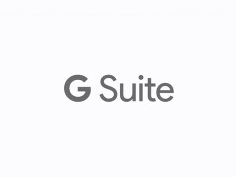 Google presenta  G Suite, anteriormente  conocido como Apps | Educacion, ecologia y TIC | Scoop.it