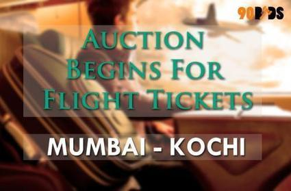 Advantages of Bid and Win Online Cheapest Airline Tickets by 90 Bids | 90Bids | Scoop.it