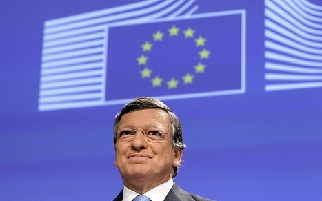 Federal Europe will be 'a reality in a few years', says Jose Manuel Barroso - Telegraph | Eurocrisis | Scoop.it