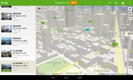 Google Lat Long: Better maps in your Android apps! | Everything about Flash | Scoop.it