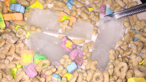 If you like your cereal on ice, you're not alone! | Kickin' Kickers | Scoop.it