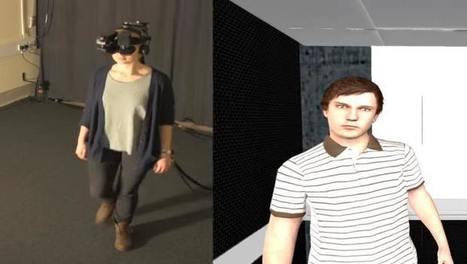 Estudio muestra que la realidad virtual puede curar la paranoia severa | InEdu | Scoop.it