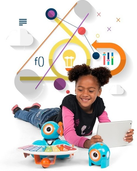 Wonder Workshop | Home of Dash and Dot, robots that help kids learn to code | COMPUTATIONAL THINKING and CYBERLEARNING | Scoop.it