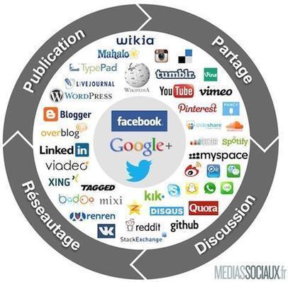 Réseaux sociaux : panorama et tendances 2013 - 26/04/2013 | Micropole Institut | Agence Web Newnet | Actus des réseaux sociaux | Scoop.it