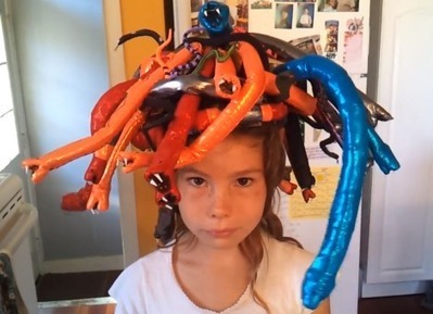 Arduino Brings Medusa's Snakes to Life in Costume - EE Times | Raspberry Pi | Scoop.it