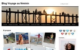 Sélection de 5 blogueurs voyageurs incontournables ! | Articles du blog | Scoop.it
