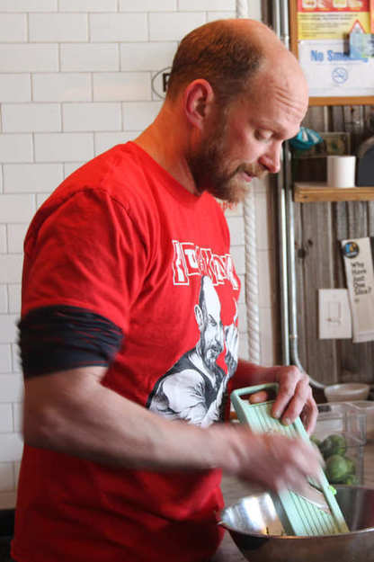 'Pizza Nazi' Whitney Aycock Expanding With Rockaways Burger Joint | Urban eating | Scoop.it