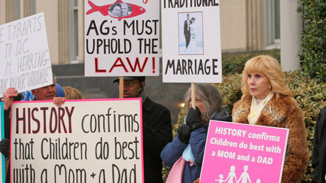 Arguments Heard in Federal Challenge of Virginia's Same-Sex Marriage Ban | Dung's Current Events Scrapbook | Scoop.it