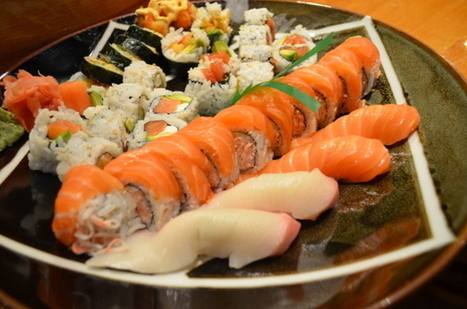 Order Online for Awesome Sushi at Yokohama Sushi Deerfield Beach | Local Food Delivery Online | Scoop.it