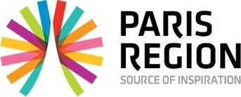 The Branding Source: New logo: Paris Region | Graphisme | Scoop.it