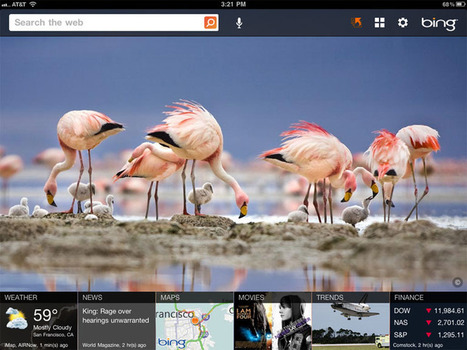 "Bing's Search Becomes More Social; Introduce ""Linked Pages"" For Facebook 