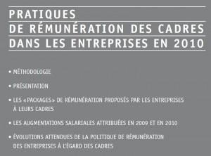 La rémunérationdescadres : résultats de l'étude APEC 2010   La lettre de Toulouse   Scoop.it