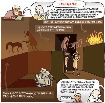 Philosophy - a Discovery in Comics | Digital Philosophy | Scoop.it