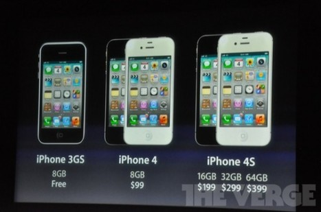 The Next iPhone: Starting at $199? | Winning The Internet | Scoop.it