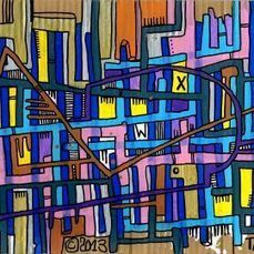 Tarek   Sans titre - Artsper   The art of Tarek   Scoop.it