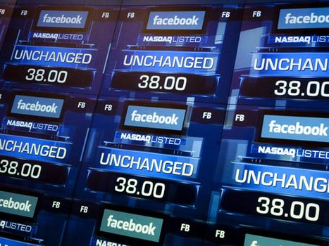 Redes sociais sobem após Credit Suisse elevar Facebook | Redes Sociais | Scoop.it