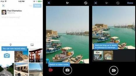Twitter añade mensajes en grupo como WhatsApp y vídeos de hasta 30 segundos | Murcia Mass y Social Media | Scoop.it