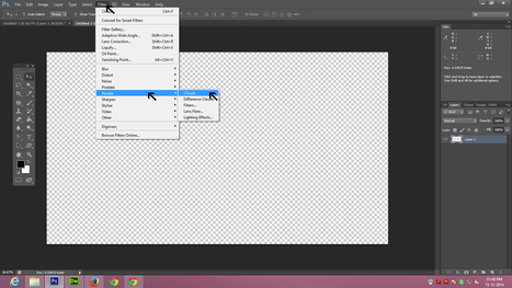 How To Create 3D Blocks Background In Photoshop | Web Design | Graphic Design | Developement | Scoop.it