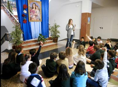 El blog de mi colegio: Amanecer con María | Blogs de mi Colegio | Scoop.it