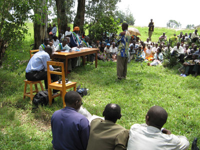 Mixed Feelings Expressed on New Court System | Broken Memory: Rwandan Genocide | Scoop.it