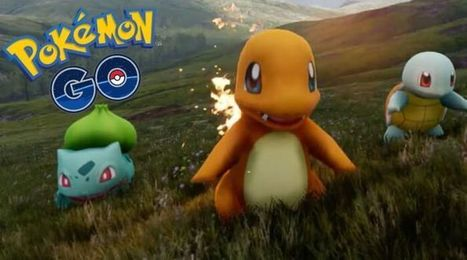 Dit is de kortste route in Pokémon Go | ICT en Onderwijs | Scoop.it