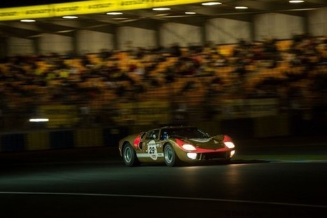 Le Mans Classic 2012 - Report and Photos | Historic cars and motorsports | Scoop.it
