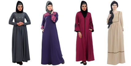 What's New in the Realm of Evening Abayas? | Islamic Clothes Online | Scoop.it