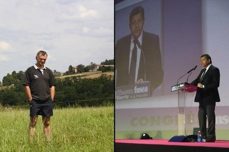 Beulin-Pinatel : deux visions de l'agriculture, interviews croisées | C'était un petit jardin... | Scoop.it