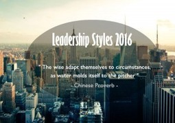 Leadership Styles 2016 For Small Business Owners | Business Apps | Scoop.it