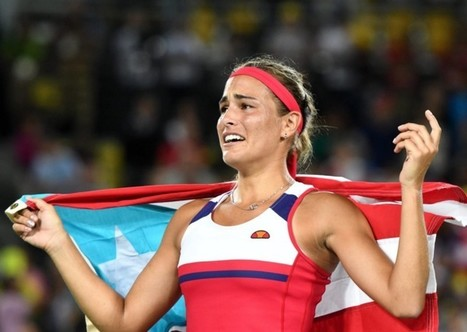 No America, You can't claim Monica Puig's Puerto Rico gold medal win as your own | Geography Education | Scoop.it