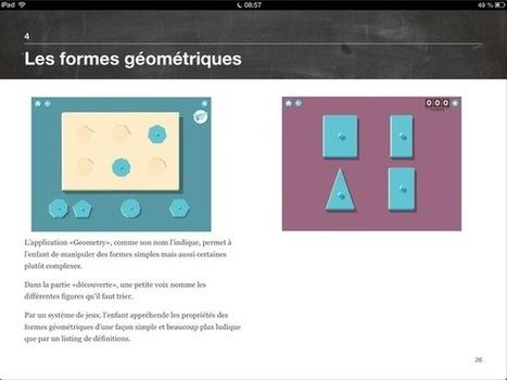 Un manuel gratuit sur les usages de l'iPad pour les enseignants de primaire | Le Numérique à l'Ecole | Scoop.it