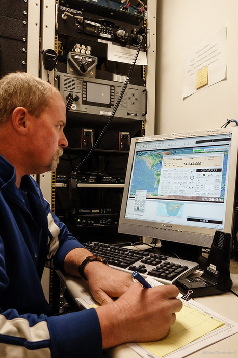 The HAM Radio Shack - Talking To The World From KC4AAA At The South Pole   Amateur Radio News Reviews and Events   Scoop.it